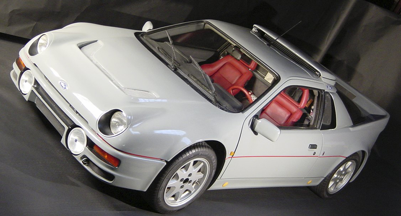 lunchtime video ford rs200 a forgotten great. Black Bedroom Furniture Sets. Home Design Ideas