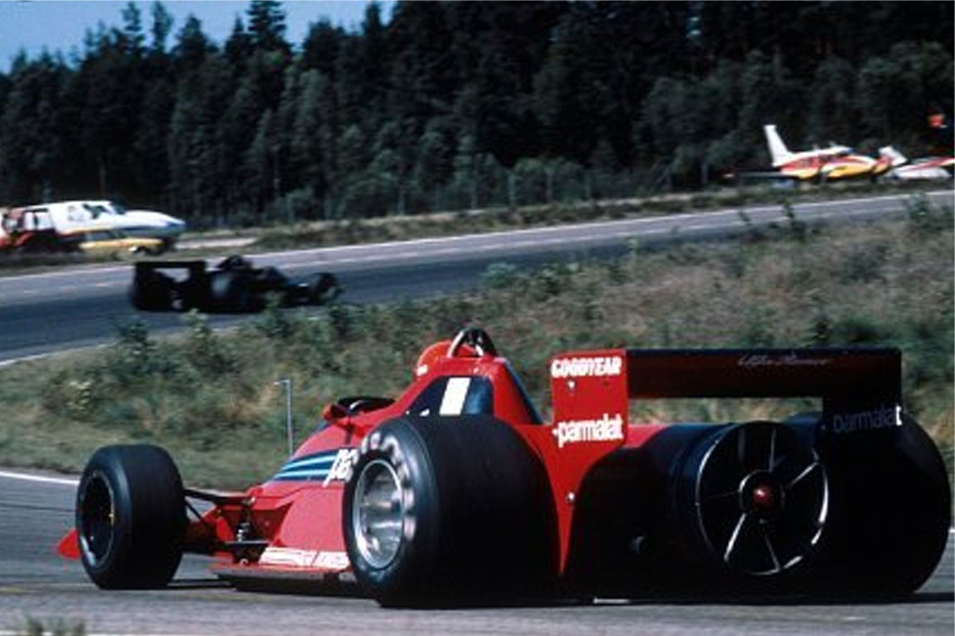 (0212)  Aquellos hermosos Brabham