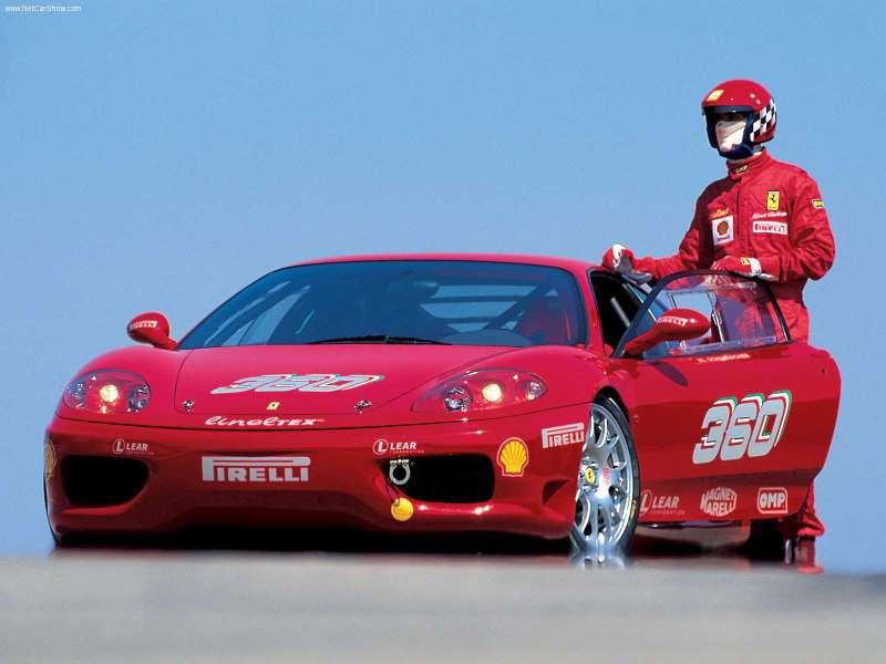 ferrari 360 modena challenge. Passing Thoughts: Ferrari 360