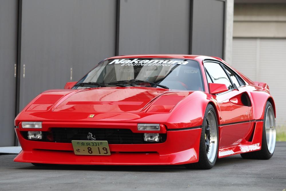 Jdm Ferrari 308 Startinggrid