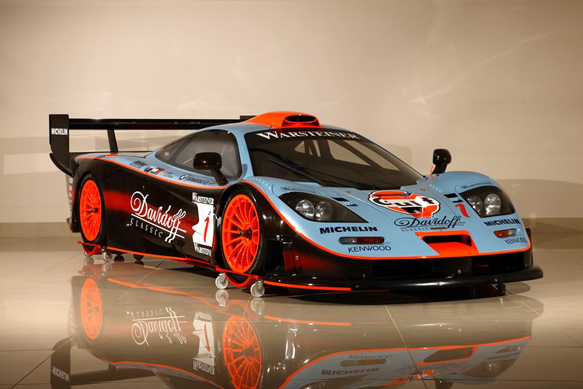 Mclaren F1 GTR- | |StartingGrid|