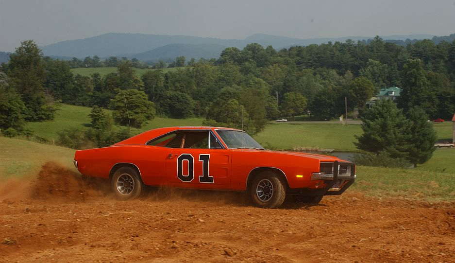 General Lee Owner Wins Masters Golf Tournament