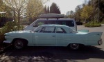 Plymouth Savoy Side view