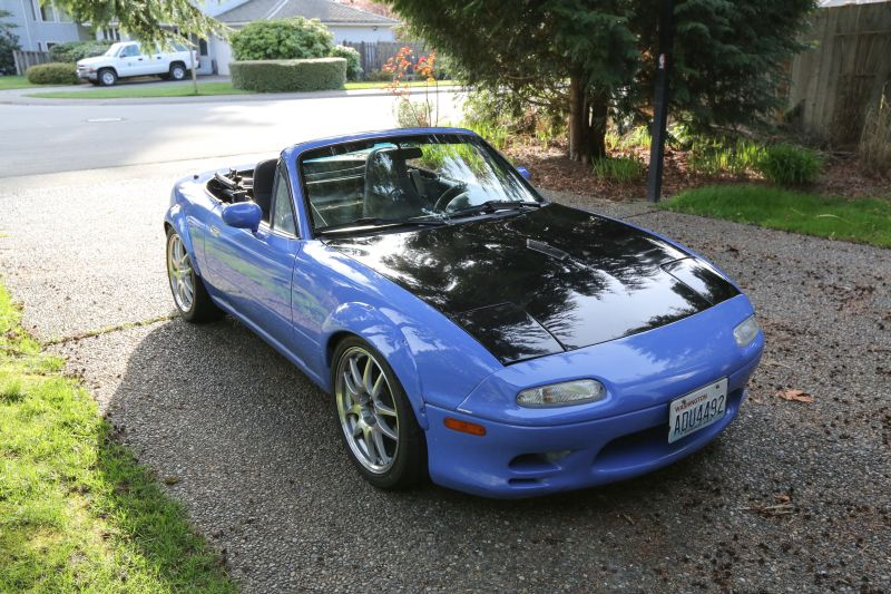 Feature Kl Powered V6 Miata Just A Little Bit Different