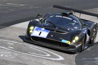 Scuderia Glickenhaus Ferrari P4/5