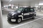 Fiat 500L front quarter