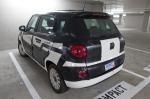 Fiat 500L Rear Quarter