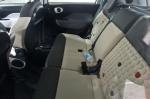 Fiat 500L Back Seats