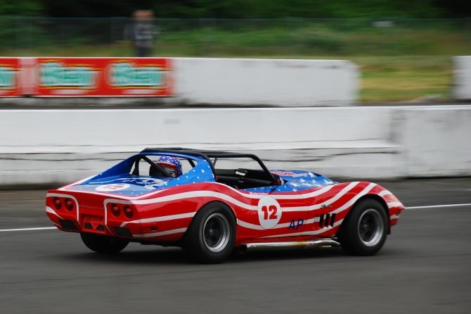 Ameritastic Corvette