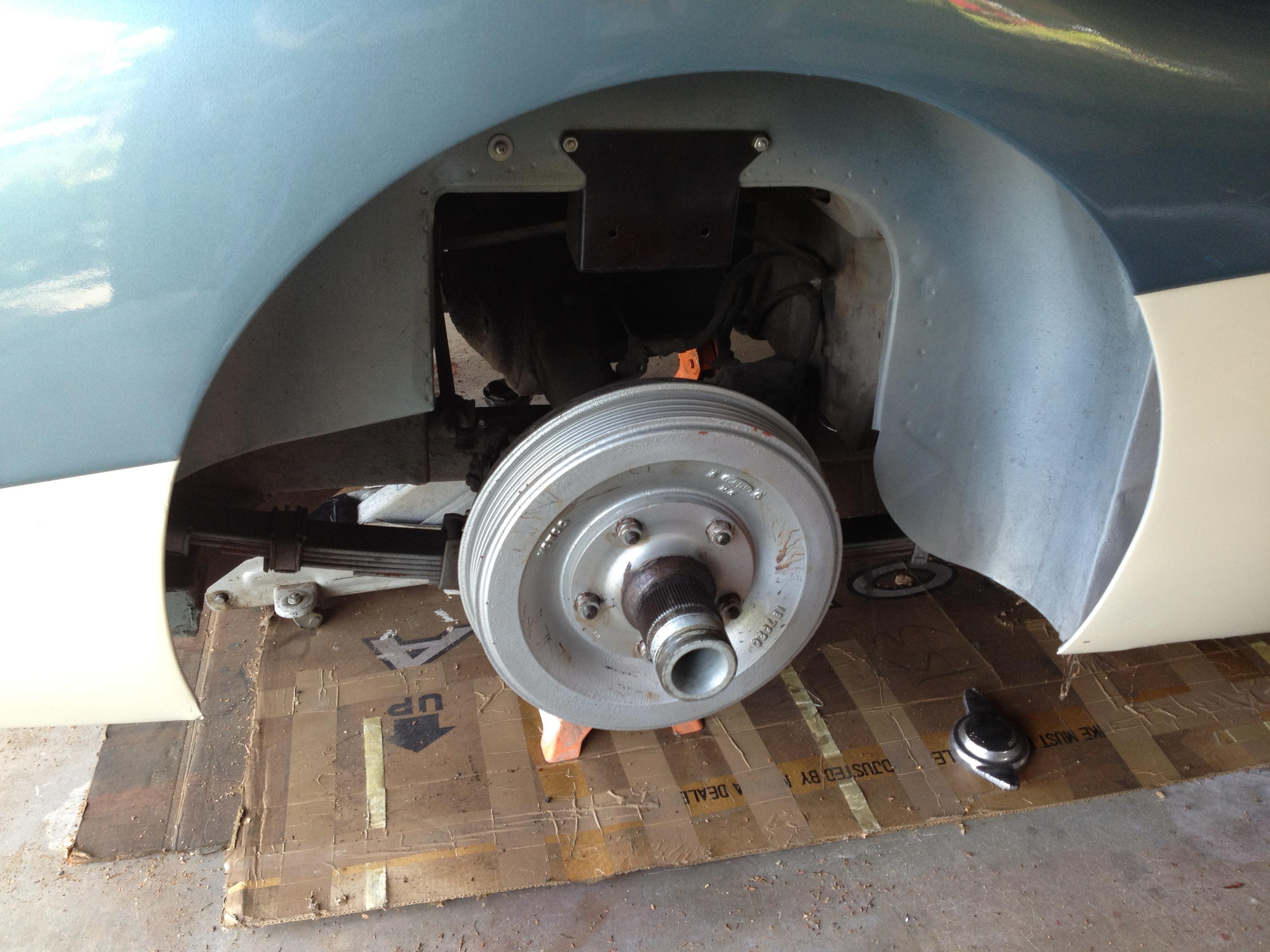 Wire Wheels: Hendrix Wire Wheels