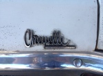 Chevelle badge