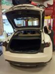 Model S trunk