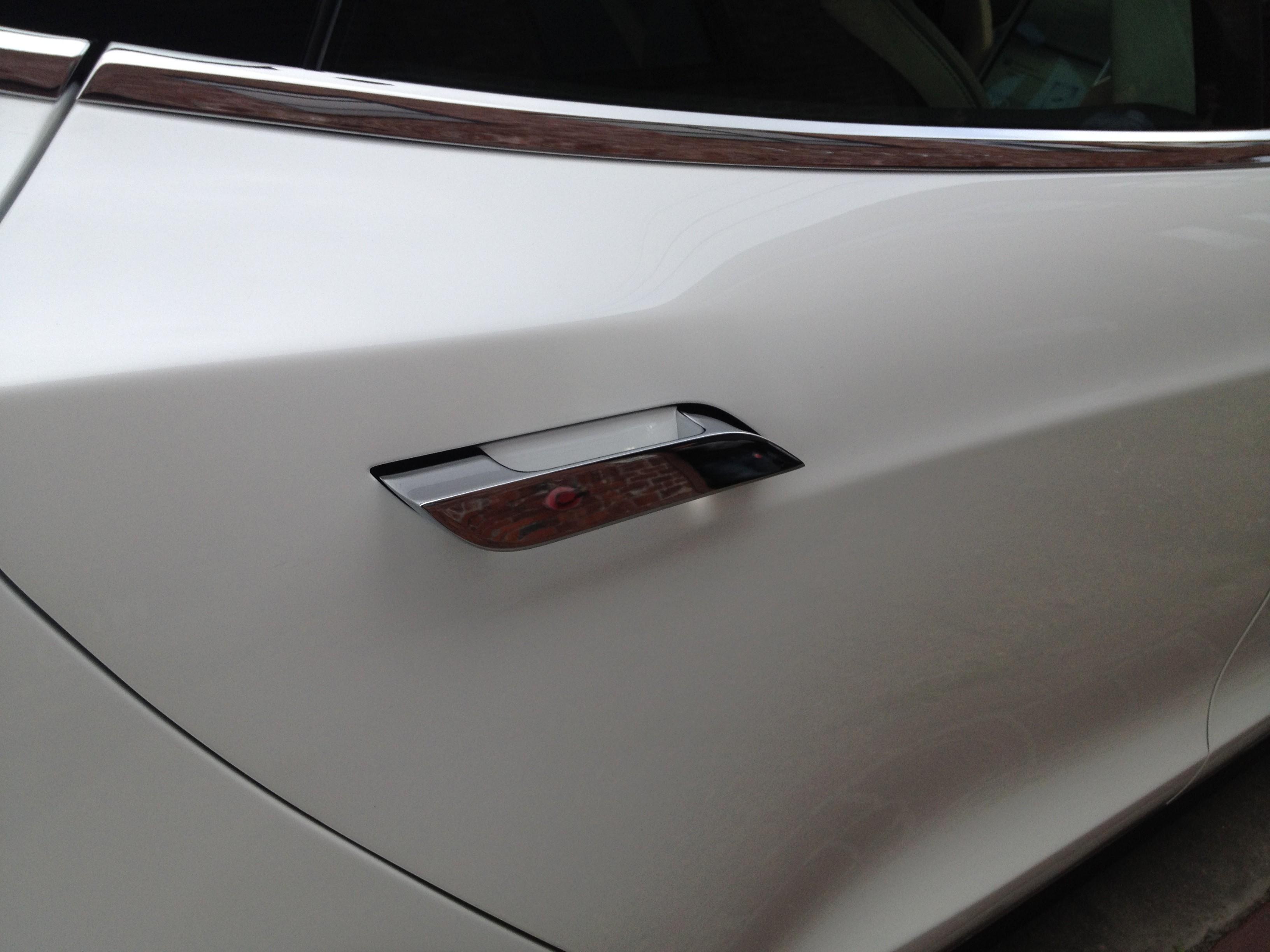 Model S Door Handle | |StartingGrid|