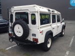 Defender 110 rear quarter