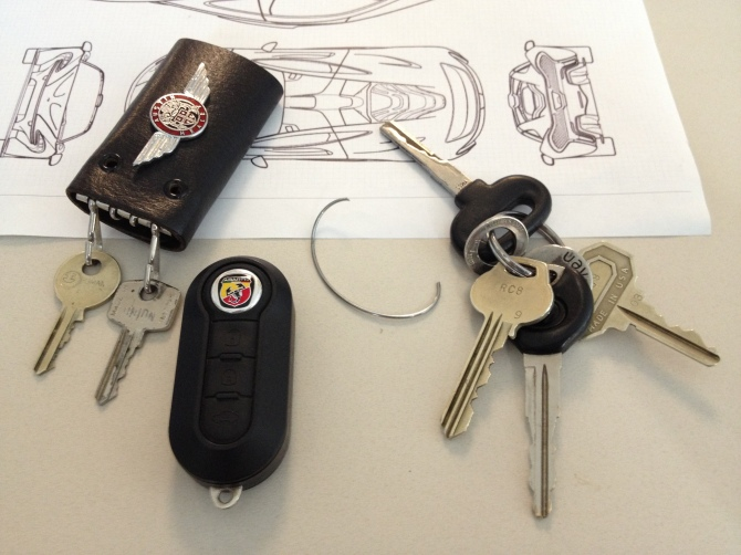 Keys Should Be Smaller