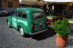 Topolino Belevedere rear quarter