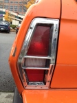 Mercury Bobcat tail light