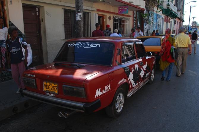 Lada Street Racer