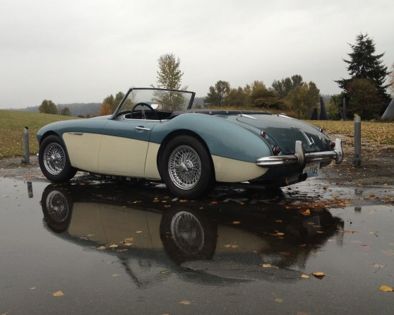 Reflecting on the Healey
