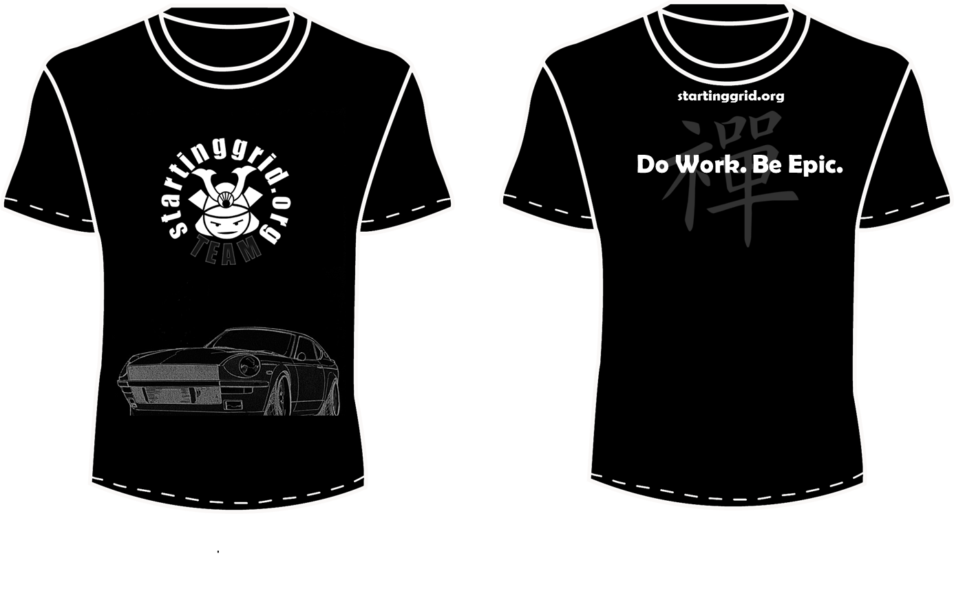 T shirt graphic suggestion front back black with neck logo for Shirts with graphics on the back