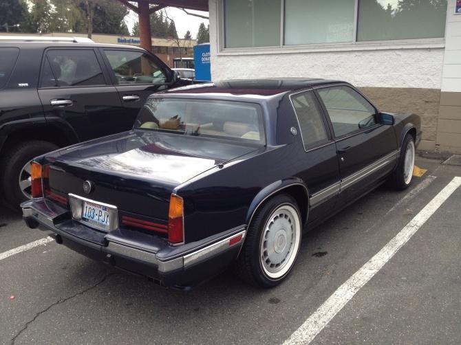 Eldorado Touring Coupe tail