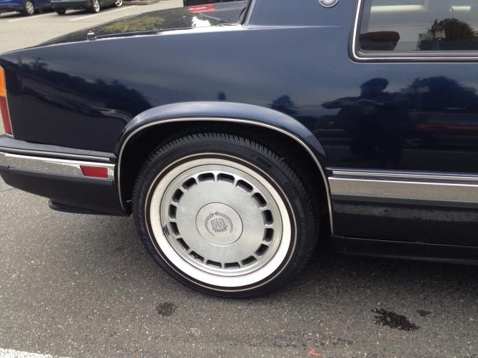 Eldorado Touring Coupe wheel