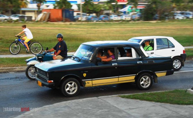 Cuba Lada