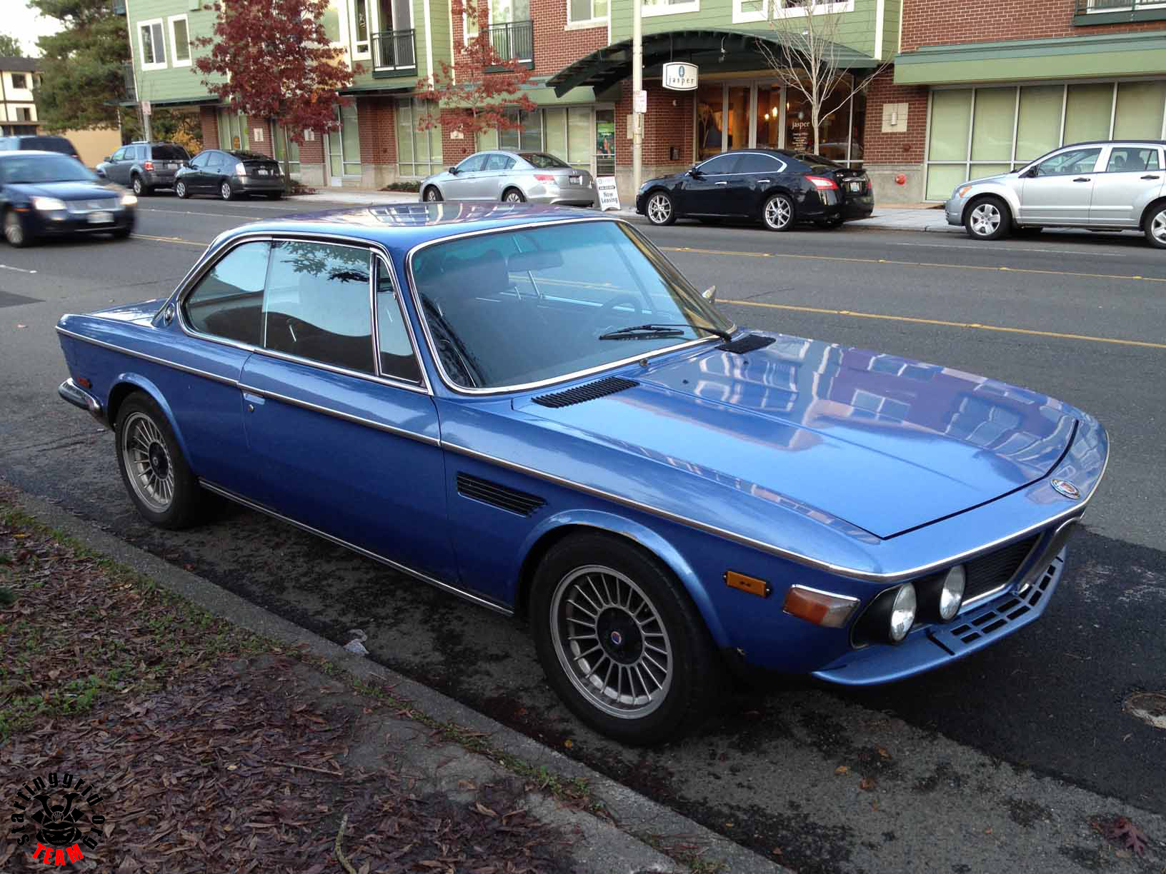 Street Parked Bmw 3 0 Csi Startinggrid
