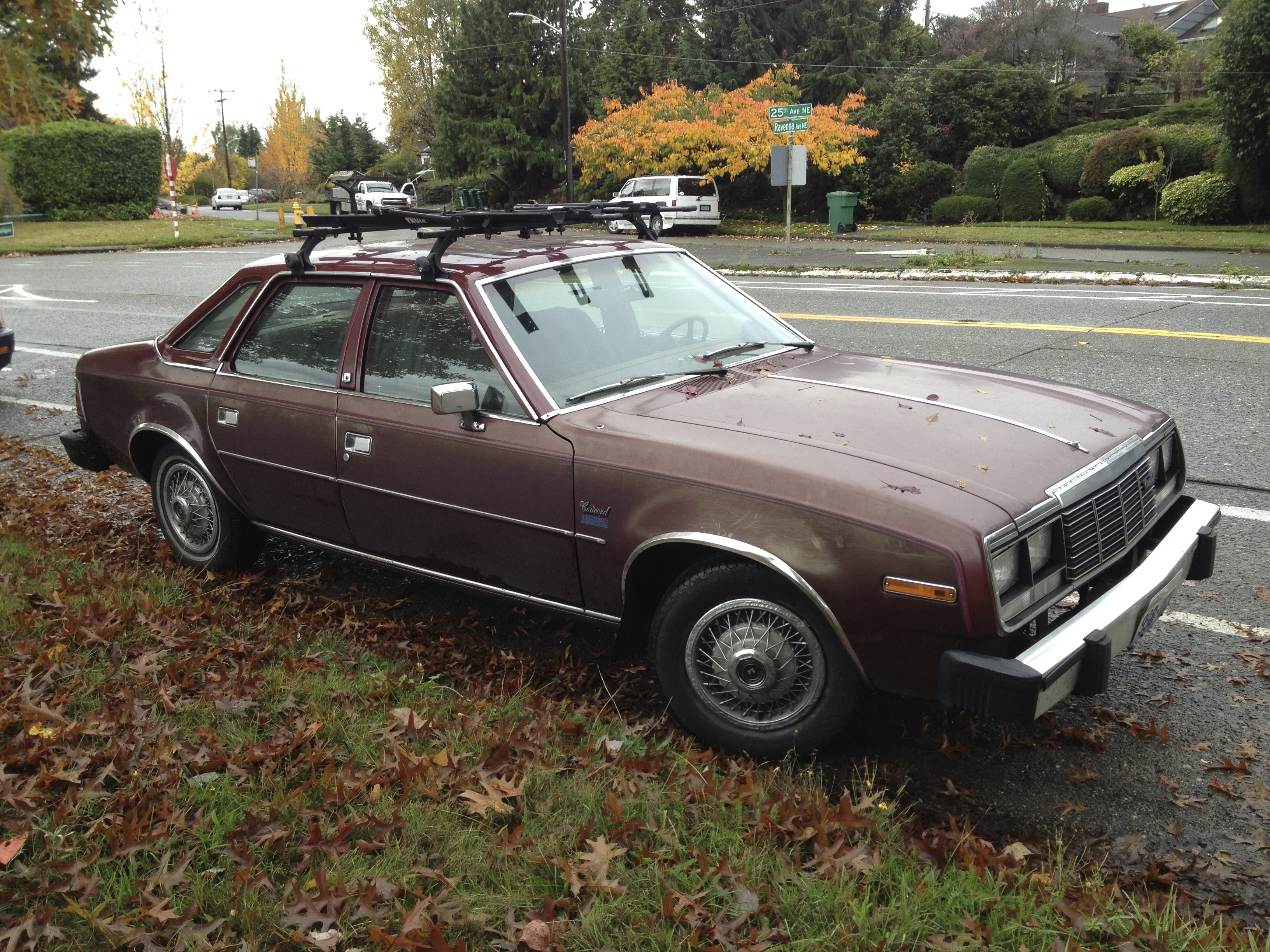 Street Parked: Early 80s AMC Concord