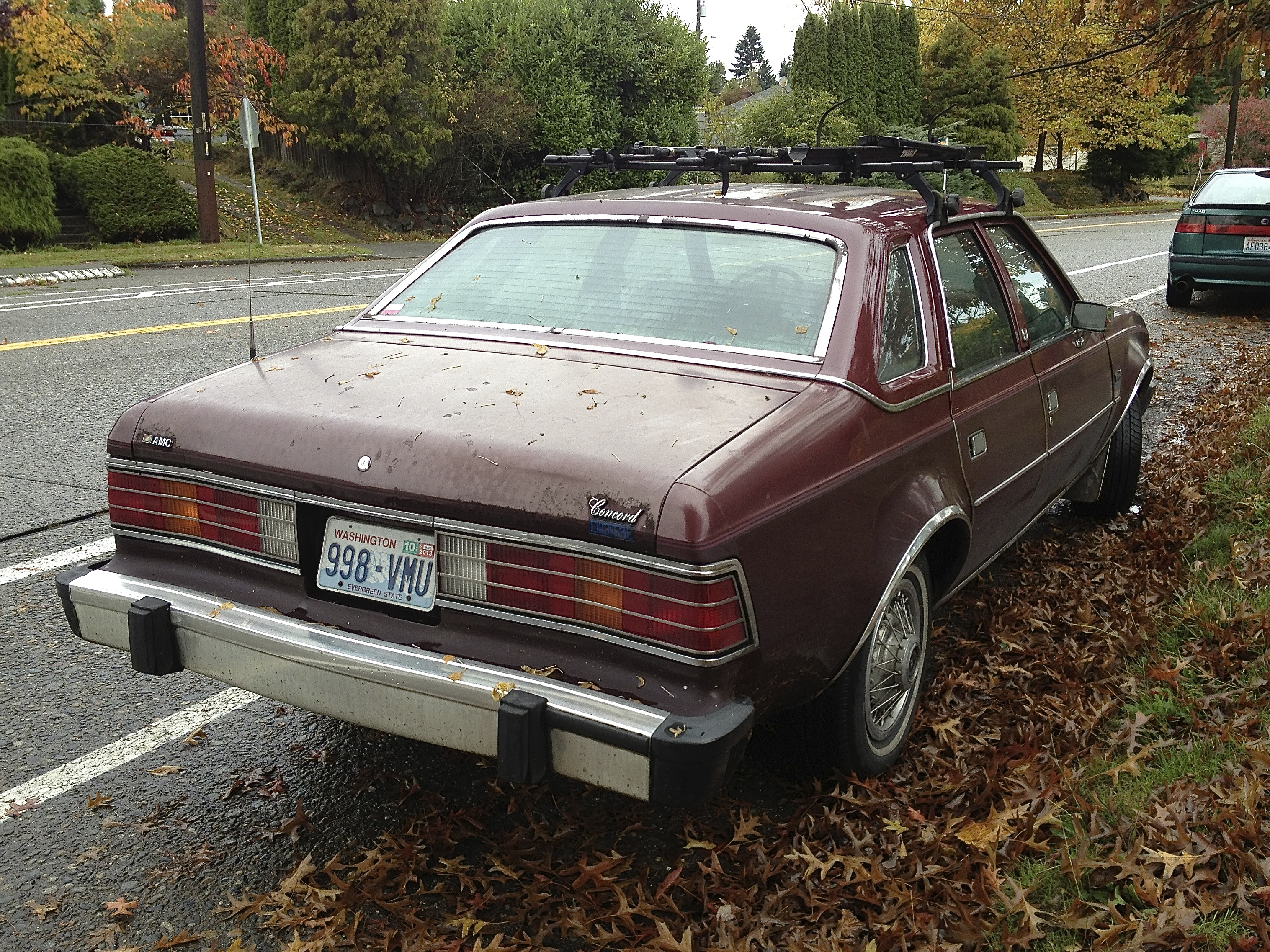 Street Parked Early 80s Amc Concord Startinggrid