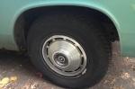 Chevelle hub cap
