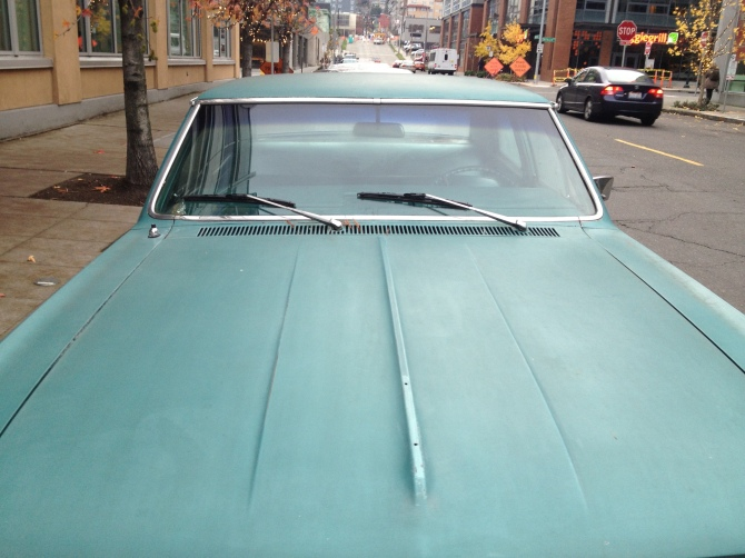 Chevelle front
